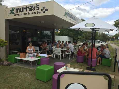 Murray's Cafe, Cotton Tree
