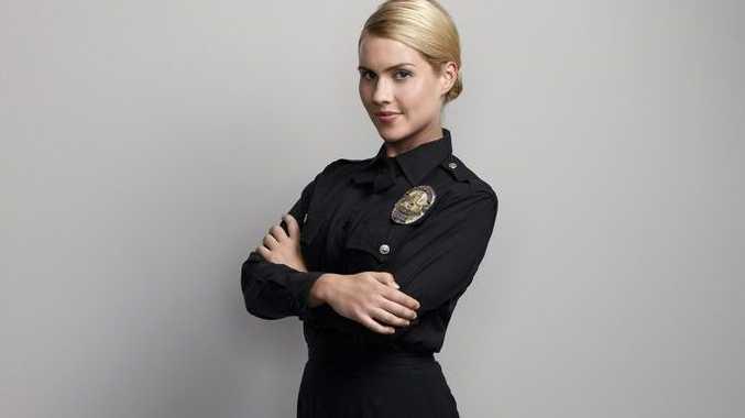 Claire Holt stars as Charmain in the TV series Aquarius.