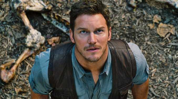 Guardian To Park Ranger Pratts Journey To The Jurassic
