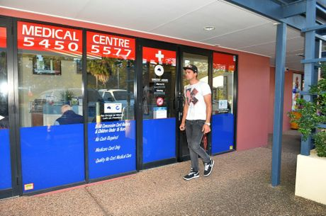 The Twin Waters Family Medical Centre. Photo: Warren Lynam / Sunshine Coast Daily
