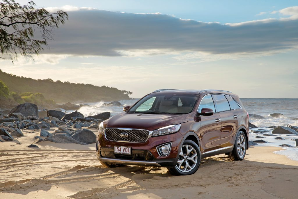 SIZE MATTERS: New 2015 Kia Sorento ups the style, features and luxury stakes to stay competitive in the seven-seat large SUV segment