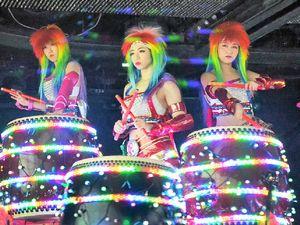 Cabaret madness in Tokyo's Robot Restaurant