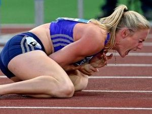 Sally Pearson breaks wrist ahead of world championships