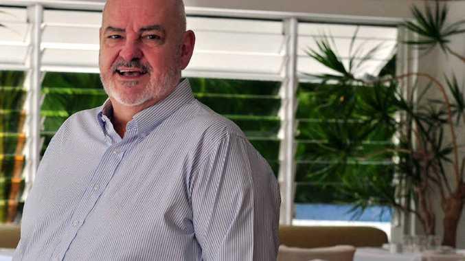 '1000% COMMITTED': Restaurateur Jim Berardo has promised to meet his responsibilities to Noosa International Food and Wine Festival creditors.