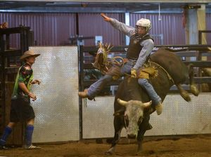 GALLERY: Ring Ya Bell is finally bested in Top Guns series
