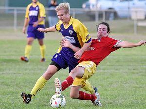 Fraser Coast soccer teams narrowly avoid embarrassment