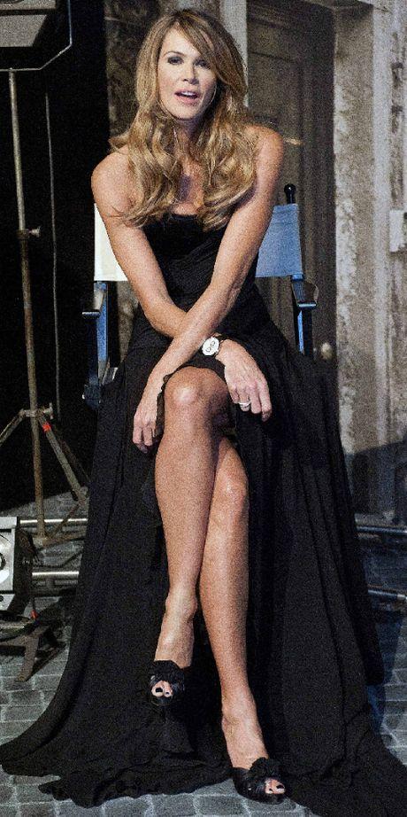 ROLE MODEL: Australian model Elle Macpherson is supporting a Sunshine Coast man's Nepal fundraising campaign.