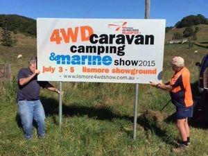 Lismore prepares for 4WD, Caravan and Camping Show