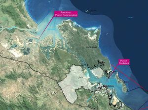 Govt to develop master plan for Gladstone port