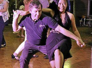 Community ready to kick up heels at Latin dance night