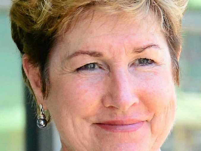 Glenda Mather.