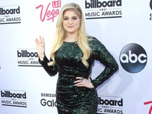 Meghan Trainor embracing her curve