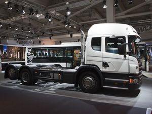 Scania is Euro 6 compliant