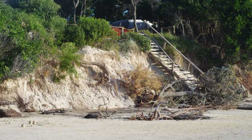 Northern NSW beaches could experience increased erosion, according to research published in Nature Geoscience journal.