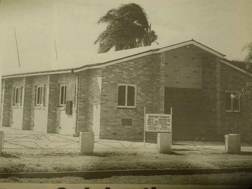 CELEBRATE WITH US: Bundaberg Baptist Church celebrates its 70th Anniversary. Photo: contributed