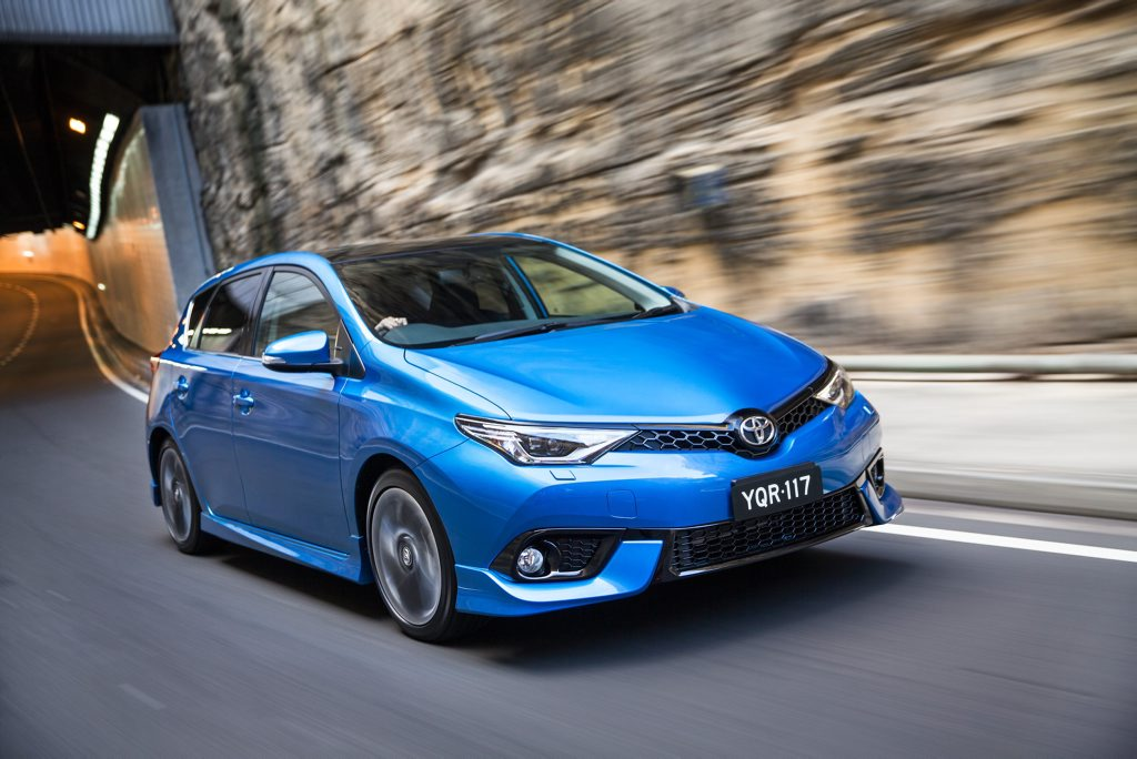New 2015 Toyota Corolla Hatch Photo: Contributed.