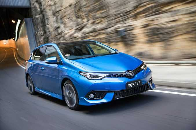 PRICE CRASH: The Toyota Corolla of today is around the same price as it was more than 20 years ago. But for how much longer?