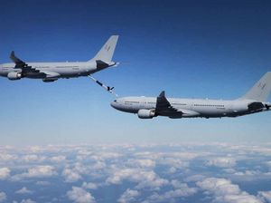 Boom milestone for our Air Force