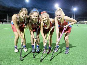 Four Downs girls net spots for Queensland