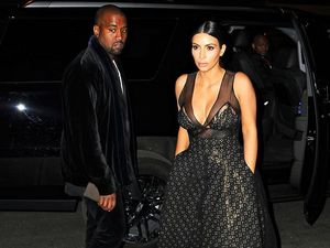 Kim and Kanye possibly making biopic about themselves