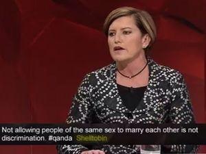 Abbott's gay sister Christine Forster on same-sex marriage