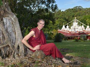 Coast monk to glean wisdom in Dalai Lama visit