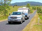 Caravans filling up Fraser Coast roads a welcome addition