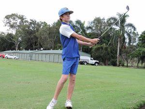 Junior Mackay golfer selected for school team