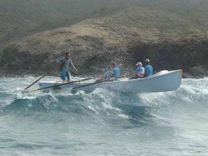 Pain awaits Yeppoon crew at gruelling NSW surf boat marathon