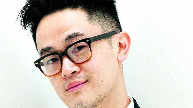 STEEP LEARNING CURVE: Former Nambour resident Benjamin Law says writing for television is a whole new ball game.