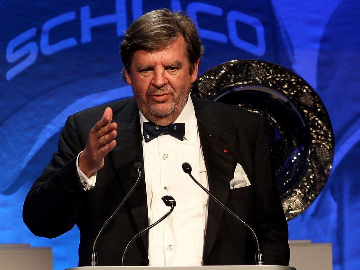 Johann Rupert, chair of Compagnie Financiere Richemont
