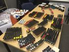 Toowoomba police seize record illegal steroids haul