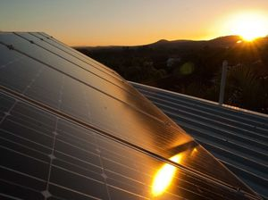 Truss to council: Why go solar when coal is cheaper?
