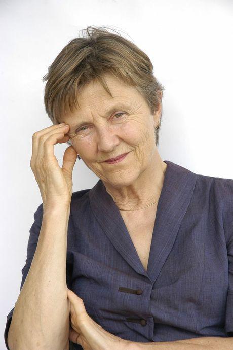 Writer Helen Garner.