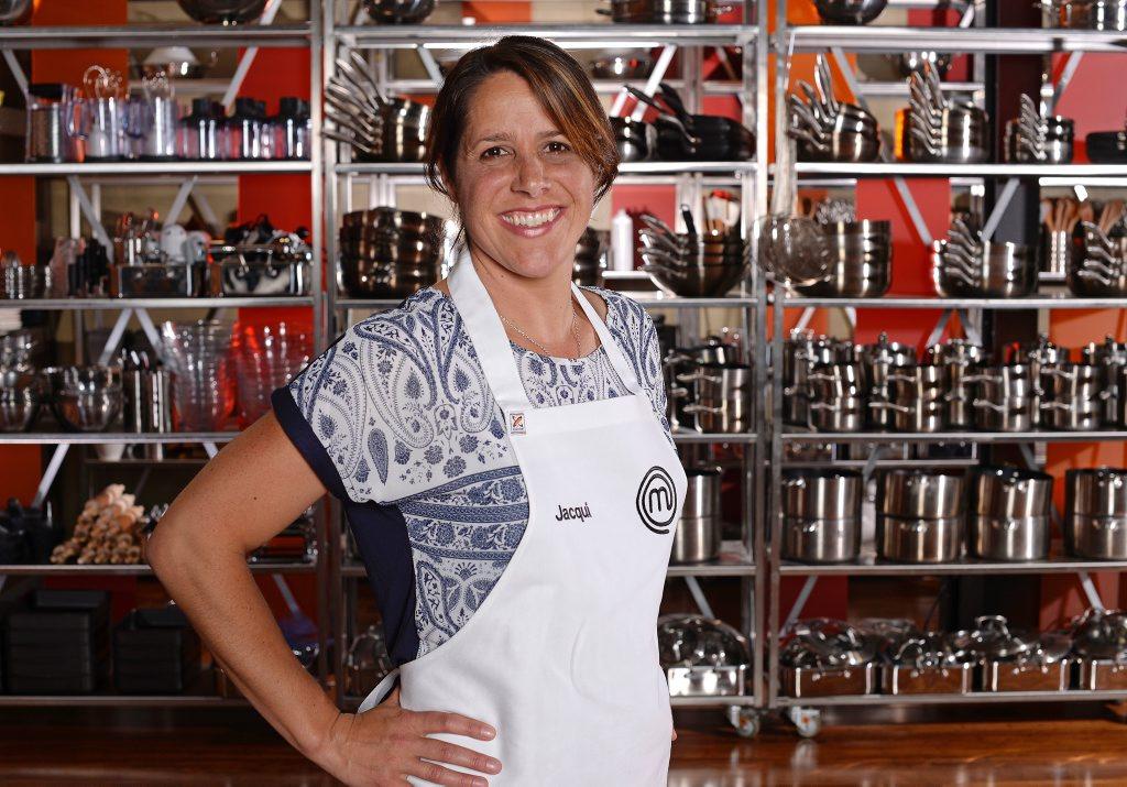 MasterChef Australia contestant Jacqui Ackland.