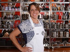 Three times unlucky for Jacqui in MasterChef exit