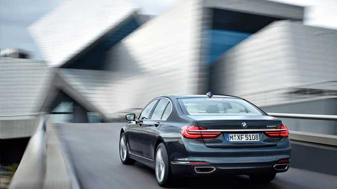 LONG TRIP: New 7 Series is lighter, longer and more fuel efficient, with a 740e plug-in hybrid variant also on the cards.
