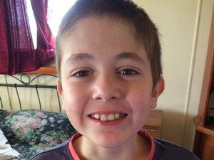Darling Downs burns victim's mum keeps bedside vigil