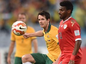 Kruse set to go up a gear for Socceroos
