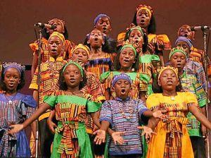 African Children's Choir to perform in Mullumbimby