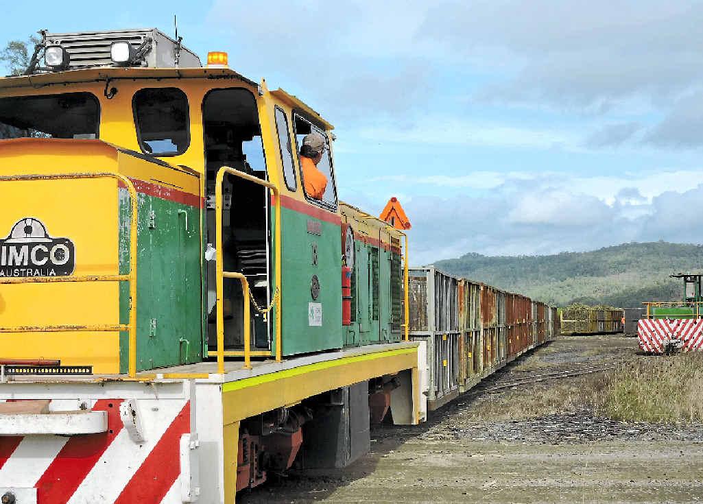 Cane train derailment being investigated