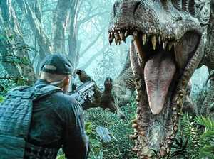 New Jurassic World is dubbed a roaring success