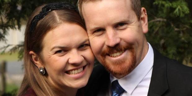 Nick and Sarah Jensen.