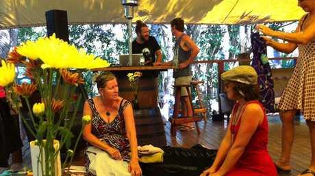 Alfresco's Garden Cafe, Eumundi Photo: Facebook