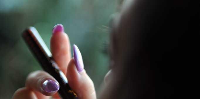E-cigarettes increase your nicotine addiction.