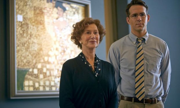 Woman in Gold, in cinemas now.