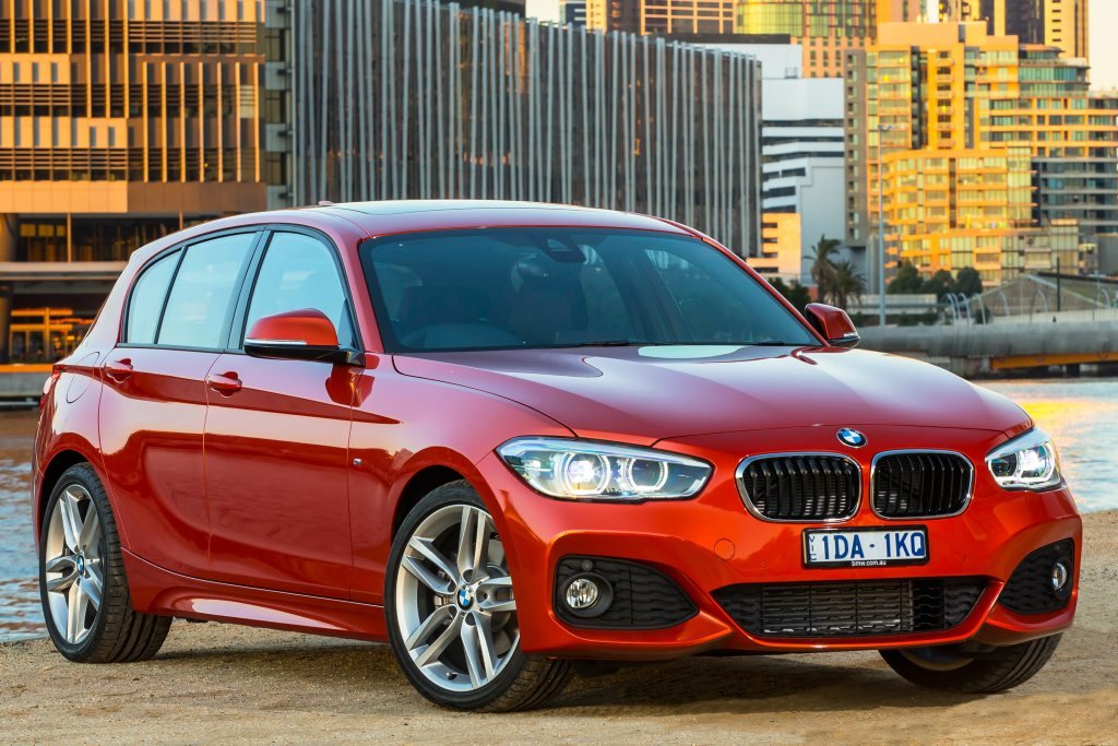 2015 BMW 1 Series Photo: Contributed