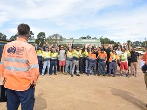 Call to arms for industry workers on Rio sites