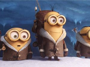 Minions movie: evolution that's full of beans