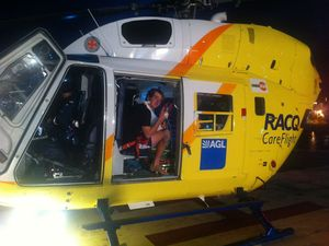 Teenager airlifted from Cooloola National Park